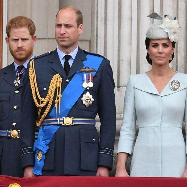 Harry et William : Kate Middleton tente d'apaiser les tensions entre les deux frères