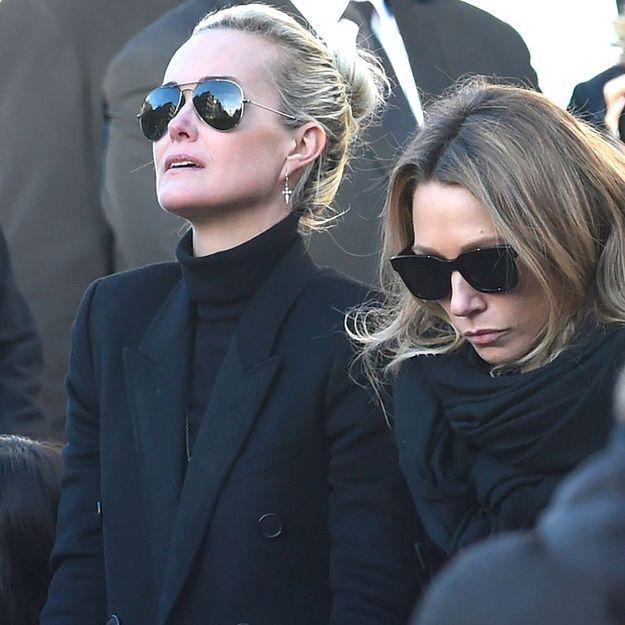 Héritage de Johnny : ni Laura Smet ni Laeticia Hallyday n'iront au tribunal demain