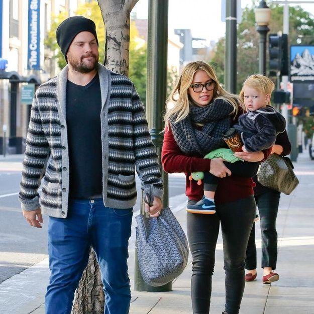 Hilary Duff et son mari Mike Comrie se séparent