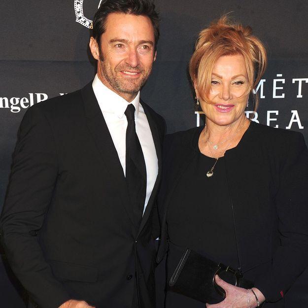 Hugh Jackman en couple avec Deborra-Lee Furness : un mariage qui dure