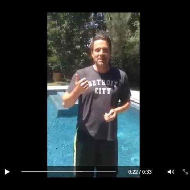 Ice Bucket Challenge : Jennifer Garner et Ben Affleck dévoilent la plus mignonne des vidéos