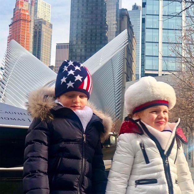 Jacques et Gabriella de Monaco : les photos de leur premier séjour à New York !