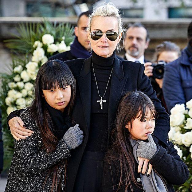 Jade et Joy n'ont pas assisté à l'inhumation de Johnny Hallyday à Saint Barth