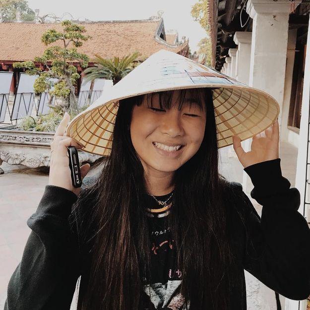 Jade Hallyday : elle s'engage pour les orphelins vietnamiens