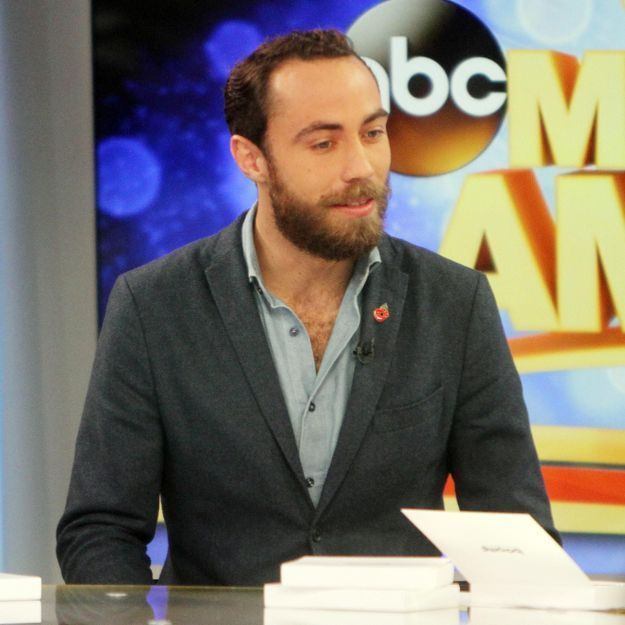 James Middleton, le frère de Kate, parle du prince George à la télévision
