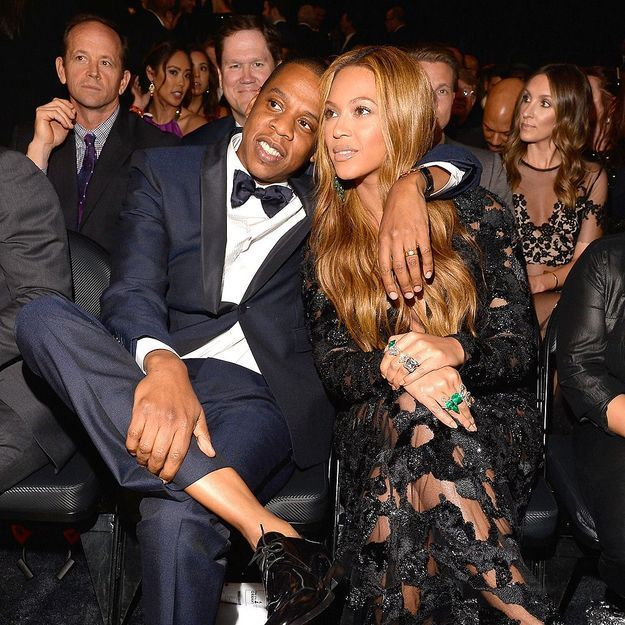Jay Z et Beyoncé, embarrassés par l'intervention de Kanye West aux Grammy Awards