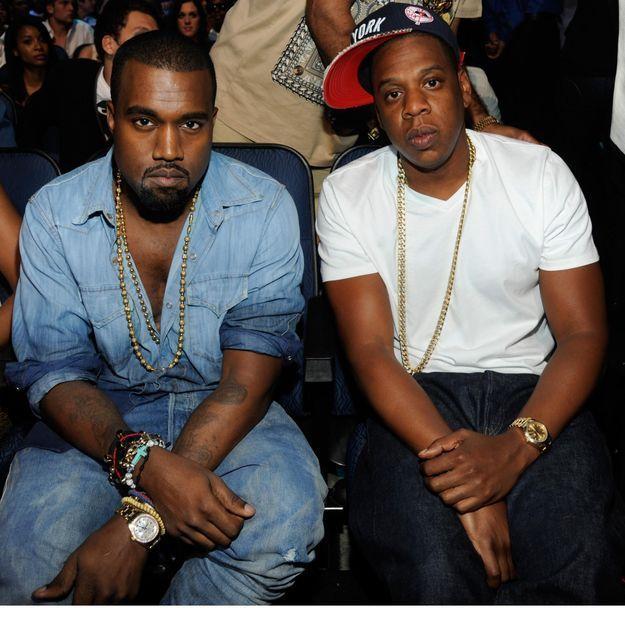 b280724068af4 Jay Z   un cadeau hors de prix pour implorer le pardon de Kanye West ...