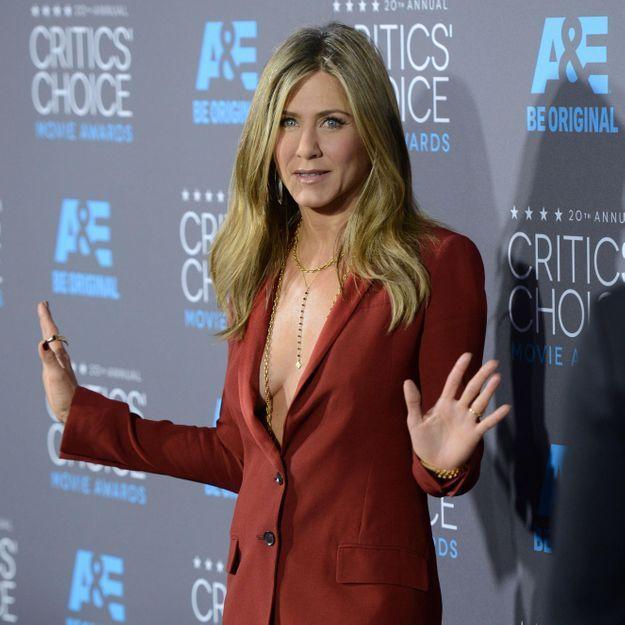 Jennifer Aniston fait un pas vers la réconciliation avec Angelina Jolie