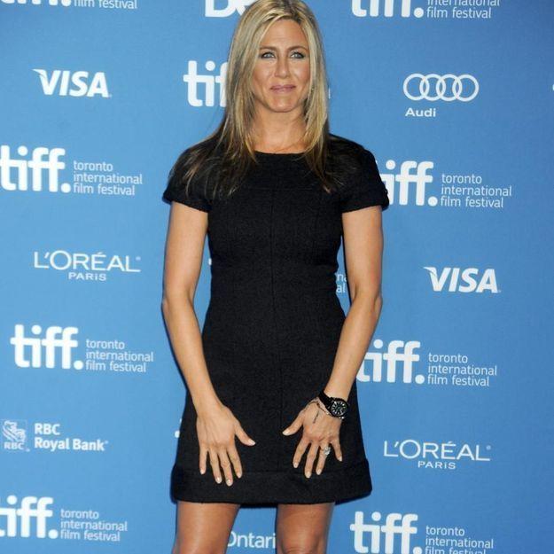 Jennifer Aniston enceinte, elle répond aux rumeurs