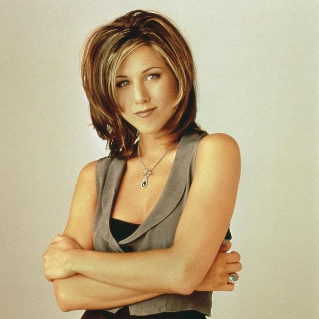 Jennifer Aniston, éternelle nostalgique de Friends