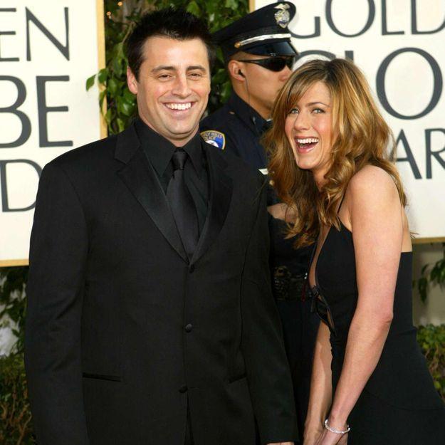 Jennifer Aniston nie avoir eu une relation avec Matt LeBlanc
