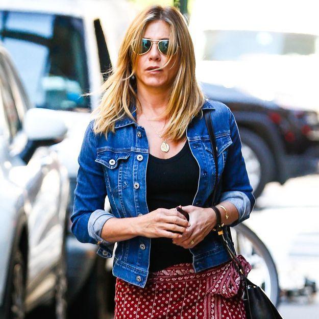 Jennifer Aniston, toujours fan de « Friends » !
