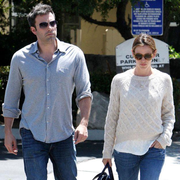 Jennifer Garner et Ben Affleck en vacances après l'annonce de leur divorce