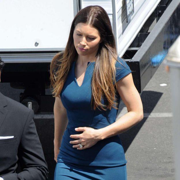 Jessica Biel : les rumeurs de grossesse se précisent
