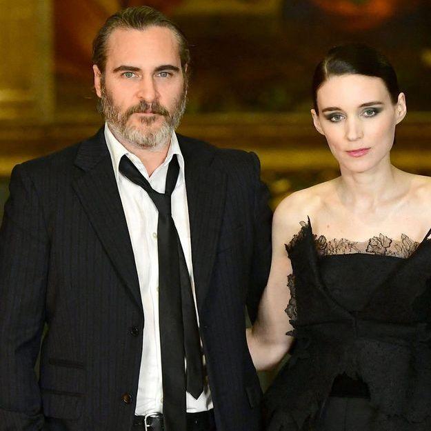 Joaquin Phoenix et Rooney Mara vont être parents pour la première fois