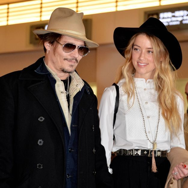 Johnny Depp, jaloux des amis d'Amber Heard ?