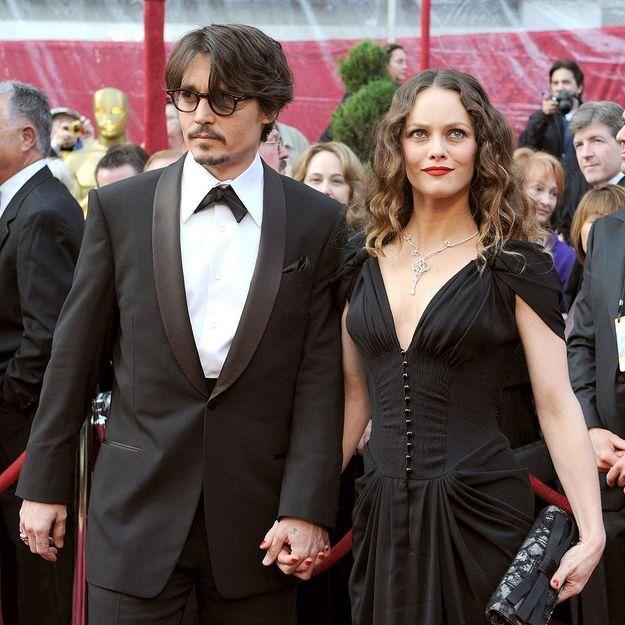 Johnny Depp déclare son amour à Vanessa Paradis