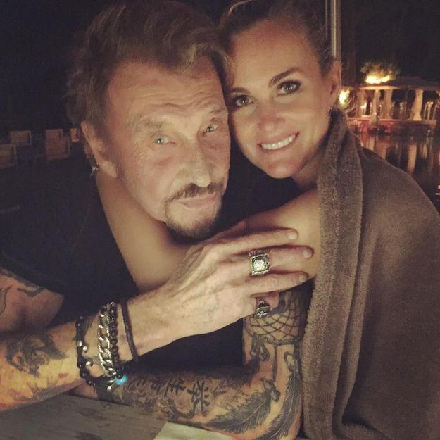 Johnny et Laeticia Hallyday : en vacances, le couple danse sur « Despacito »
