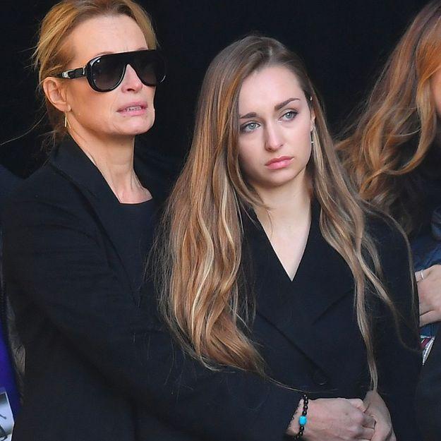 Johnny Hallyday : le message d'espoir de sa petite fille Emma Smet