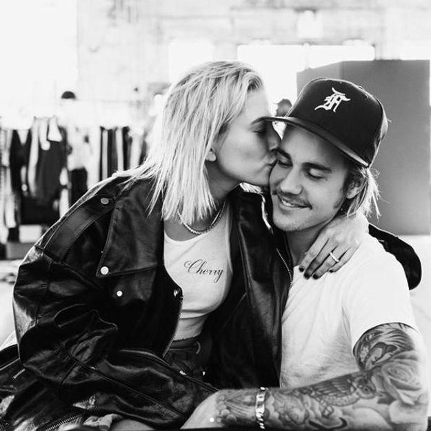 Justin Bieber : il confirme ses fiançailles avec Hailey Baldwin avec un touchant message
