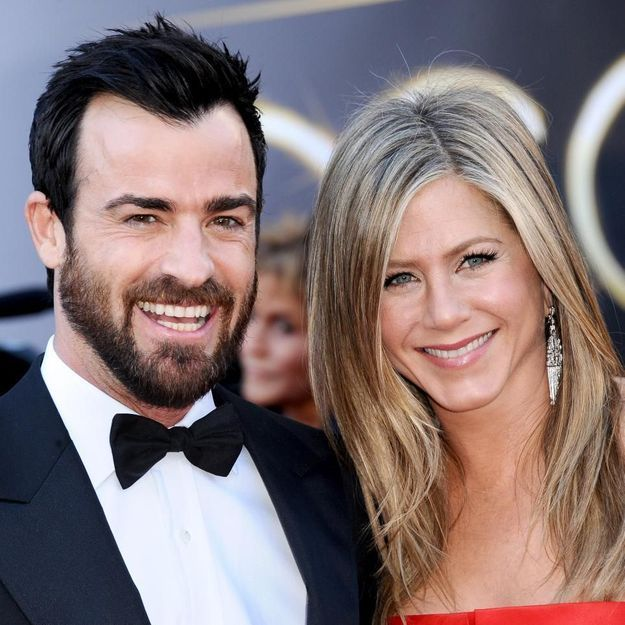 Justin Theroux, le mari de Jennifer Aniston réagit au divorce des Brangelina