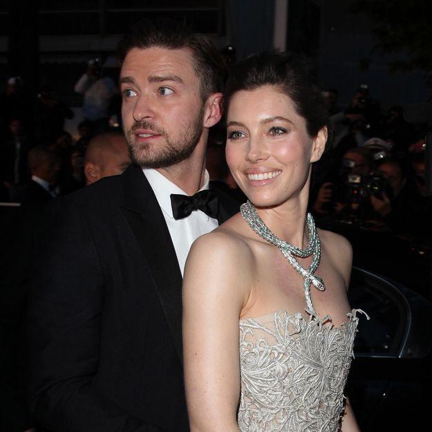 Justin Timberlake surprend Jessica Biel en plein tournage