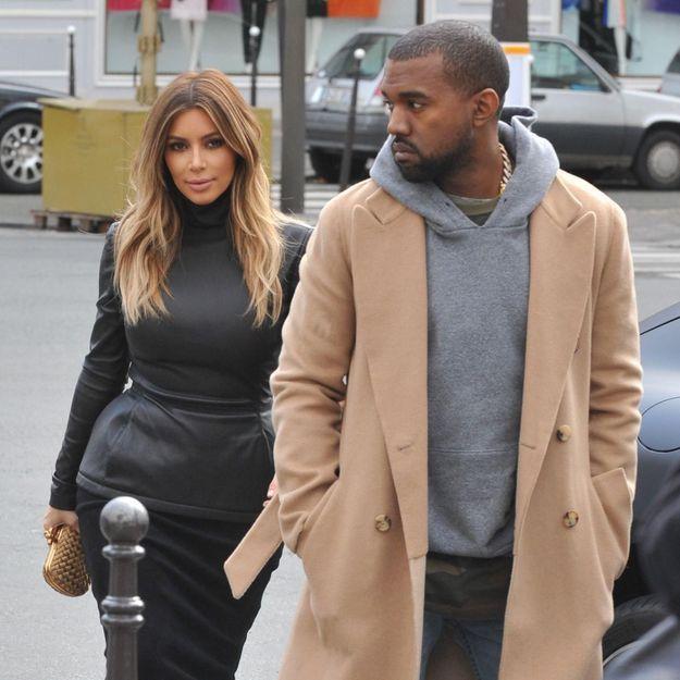 Kanye West dément vouloir se marier au château de Versailles avec Kim Kardashian