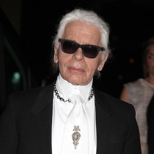 Karl Lagerfeld dévoile pour la première fois sa routine quotidienne