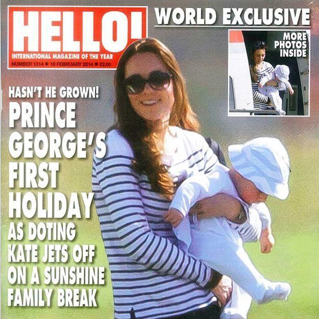 Kate Middleton emmène George aux Caraïbes