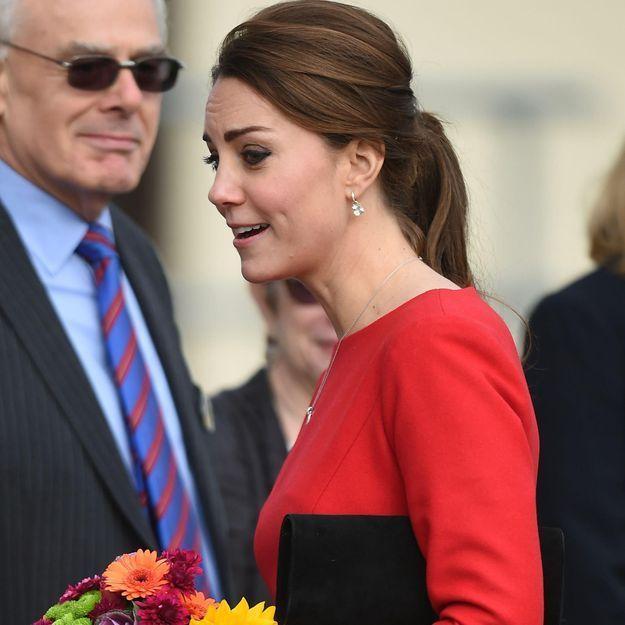 Kate Middleton en pleurs après sa rencontre avec une mère endeuillée