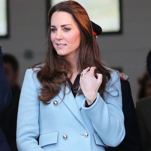 Kate Middleton enceinte d'une petite fille ?