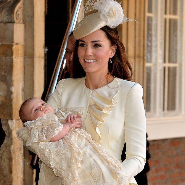 Kate Middleton et George se préparent à quitter l'Angleterre