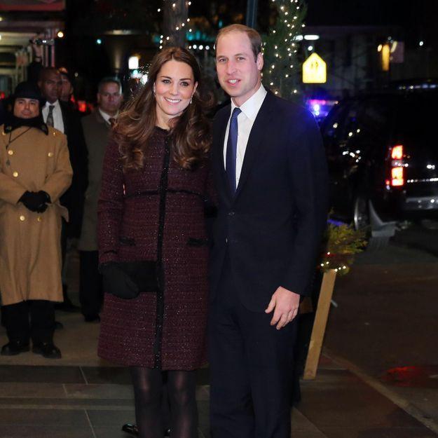 Kate Middleton et le Prince William accueillis comme des stars à New York