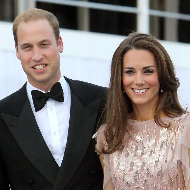 Kate Middleton et le prince William, enfin sur Twitter !