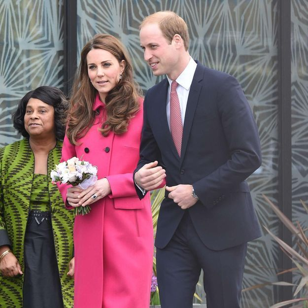 William se confie sur la grossesse de Kate Middleton