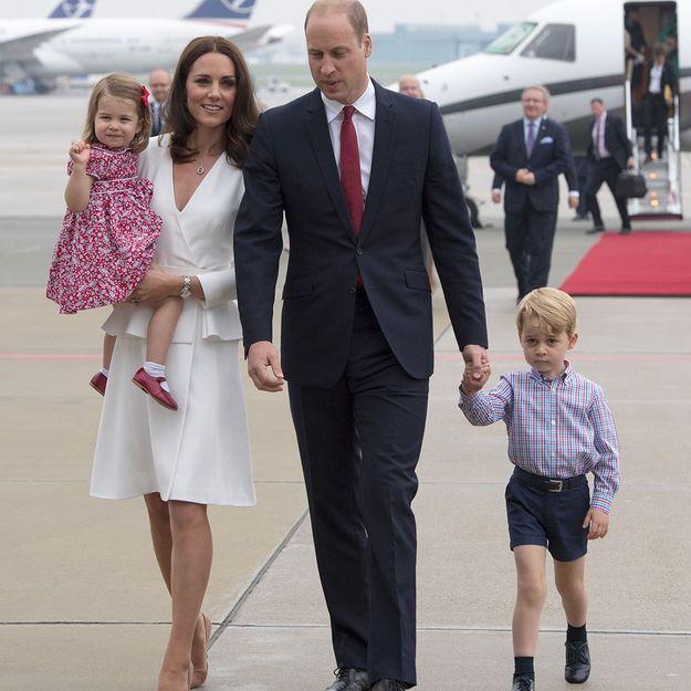 Kate Middleton évoque une troisième grossesse