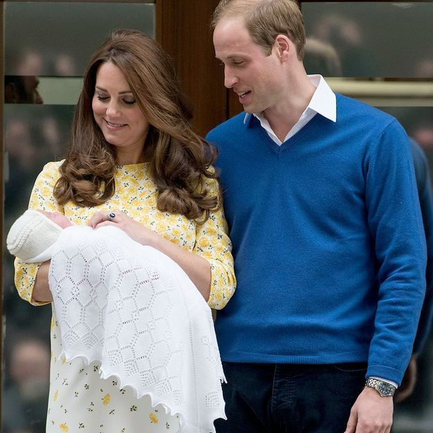Kate Middleton: ils ont choisi le prénom Charlotte!