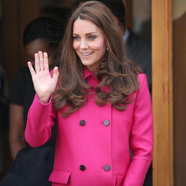 Kate Middleton : l'hôpital où elle doit accoucher touché par une infection