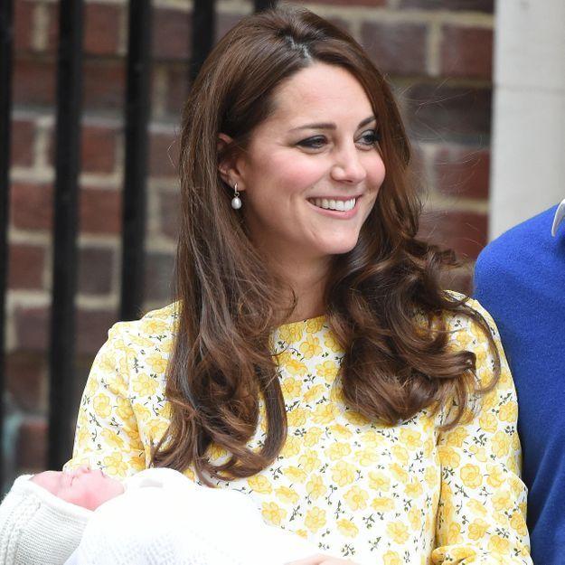 Kate Middleton sort de son silence