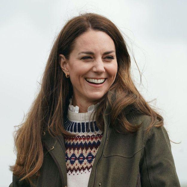 Kate Middleton sur son fils Louis : « je n'arrive pas à le suivre ! »
