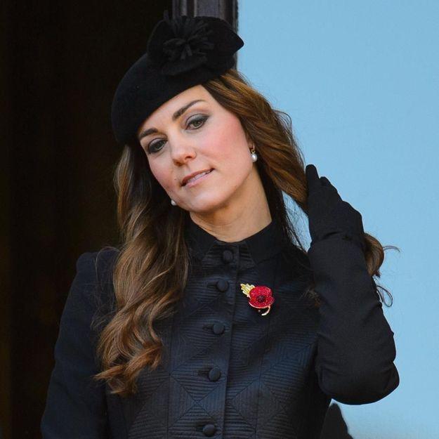 Kate Middleton: une coiffure qui ruine la couronne d'Angleterre!