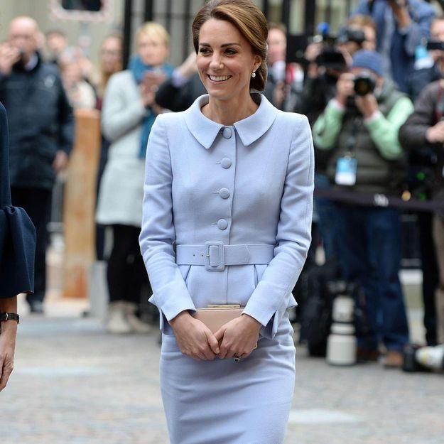 Kate Middleton : une princesse en classe éco !