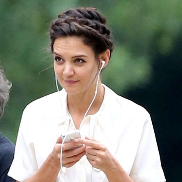 Katie Holmes, traquée par la scientologie?