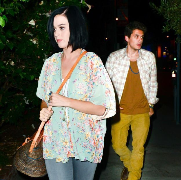 Katy Perry aurait quitté John Mayer par jalousie