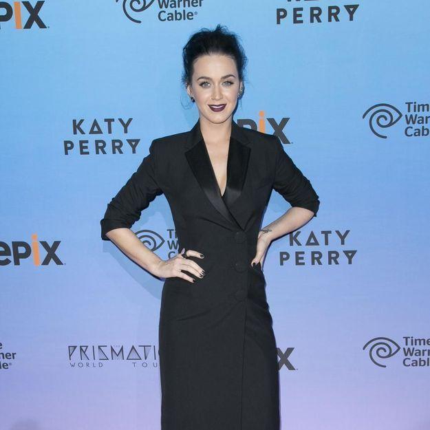 Katy Perry publie accidentellement son numéro de téléphone