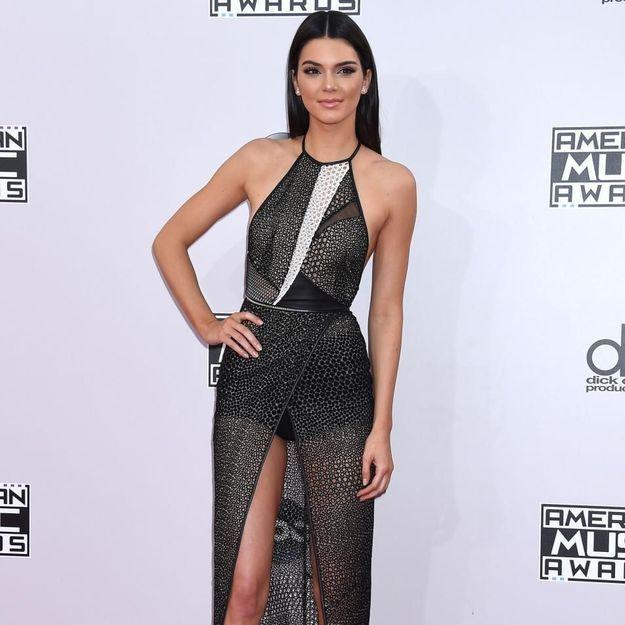 Kendall Jenner ne veut pas vieillir