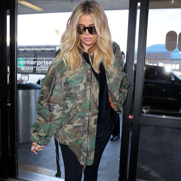 Khloë Kardashian confirme être enceinte avec une jolie photo