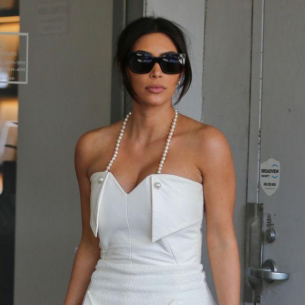Kim Kardashian a enterré sa vie de jeune fille sans extravagance