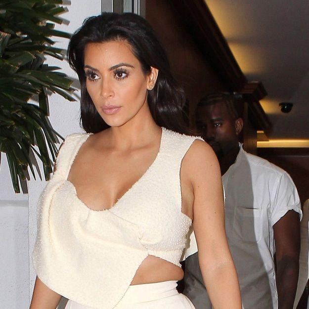 Kim Kardashian à son tour victime d'un piratage de photos dénudées