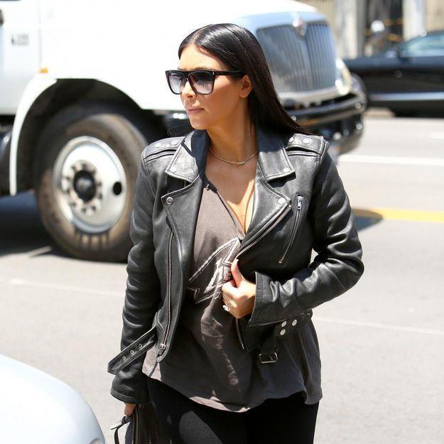 Kim Kardashian, découragée à l'idée de ne pas tomber enceinte